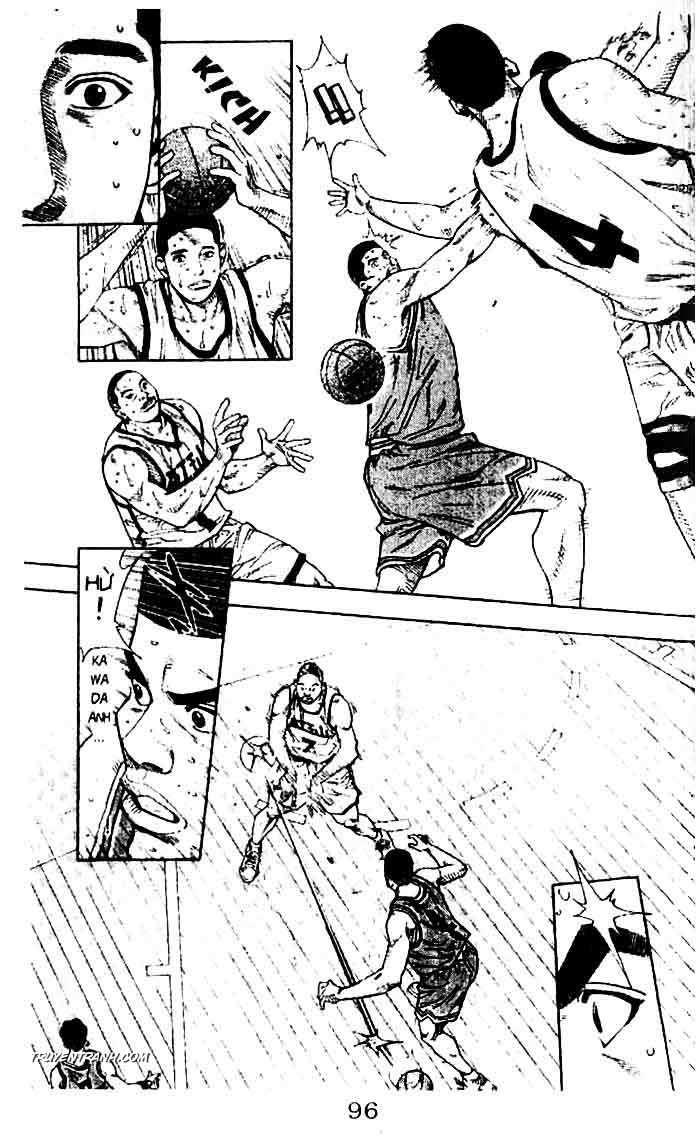 Slam Dunk chap 231 trang 9