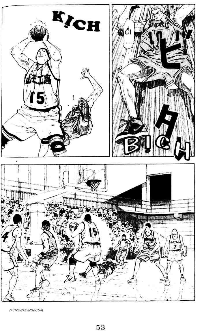 Slam Dunk chap 229 trang 5