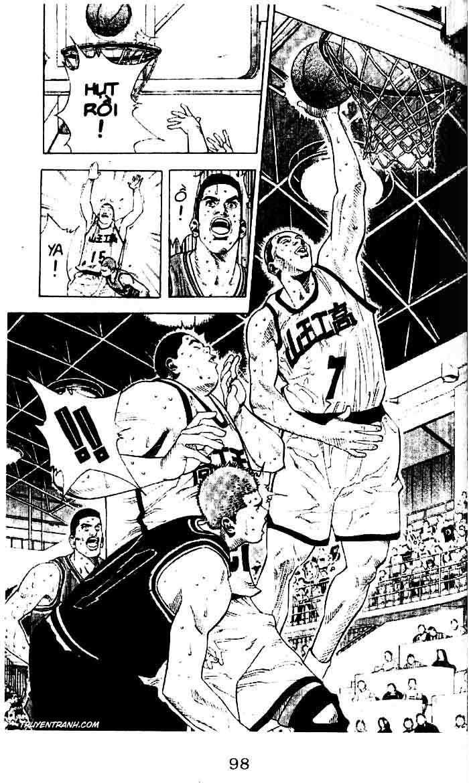 Slam Dunk chap 231 trang 11