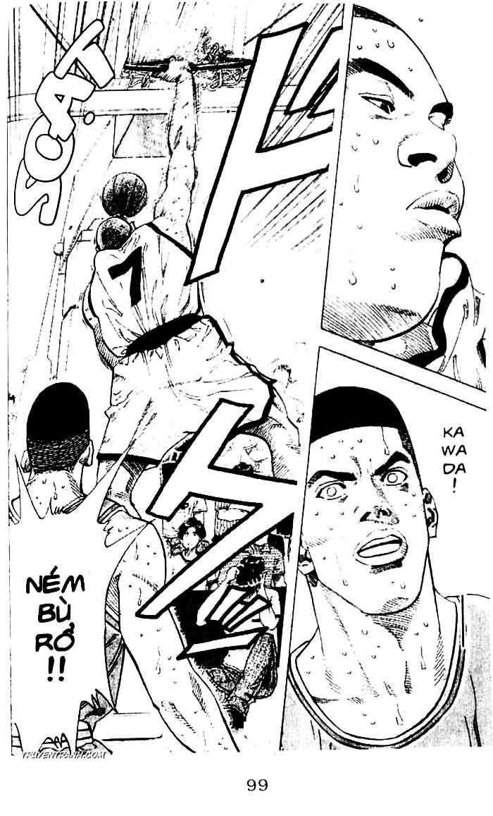 Slam Dunk chap 231 trang 12