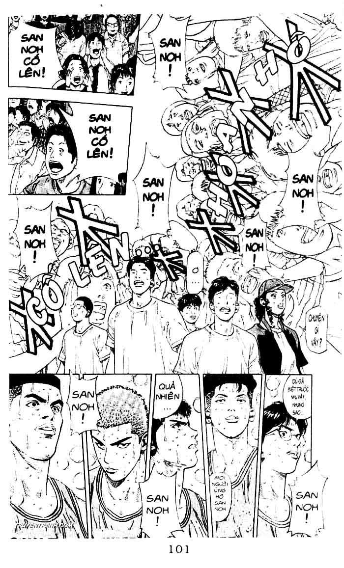 Slam Dunk chap 231 trang 14
