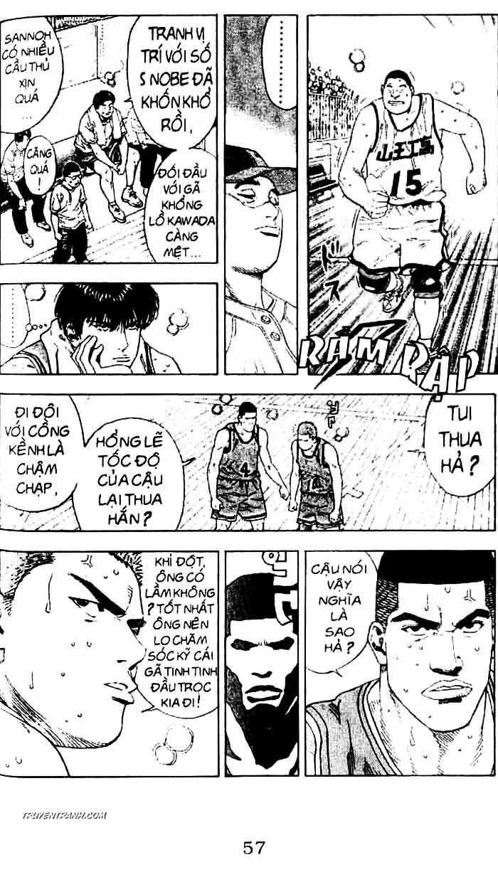 Slam Dunk chap 229 trang 9