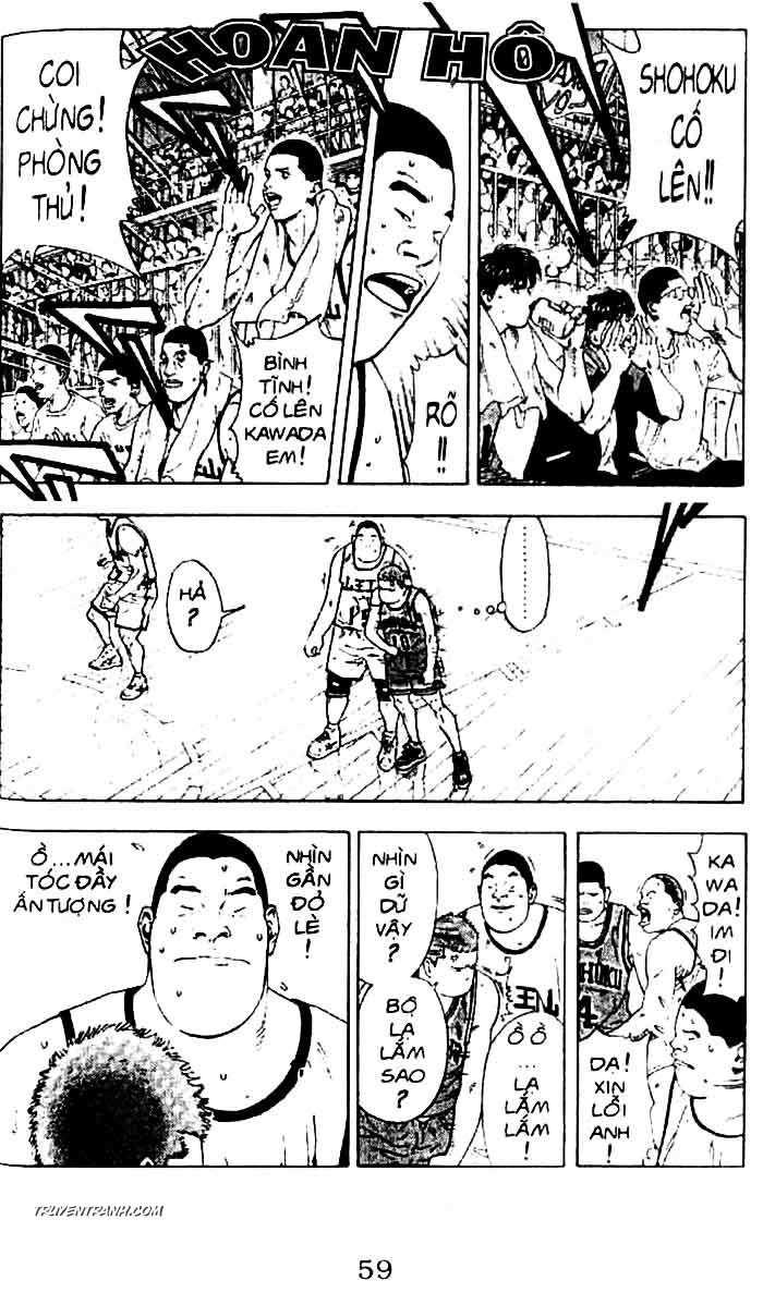 Slam Dunk chap 229 trang 11