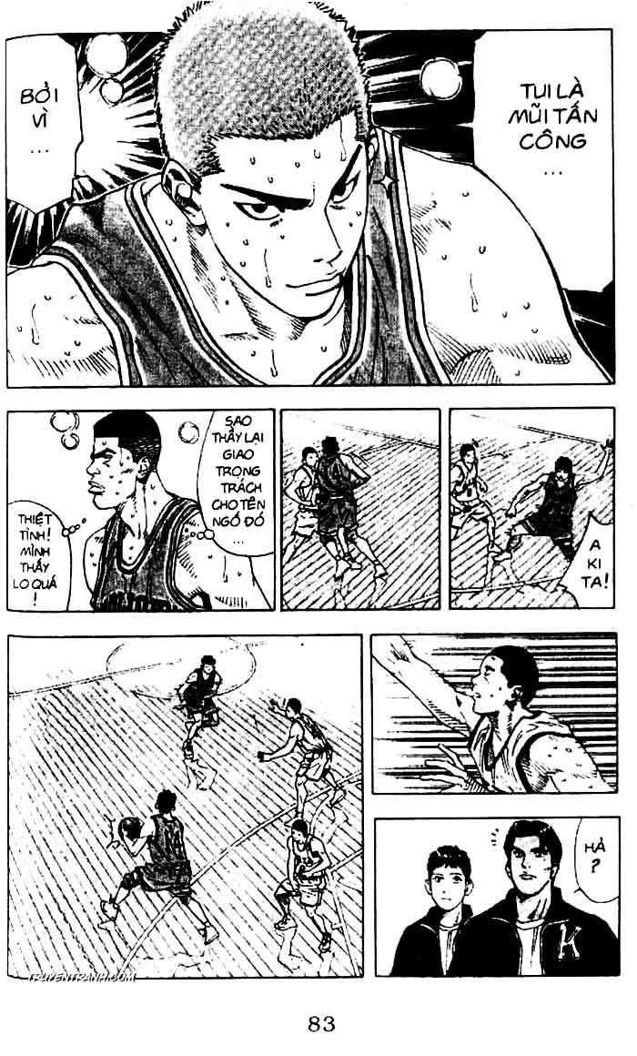 Slam Dunk chap 230 trang 15