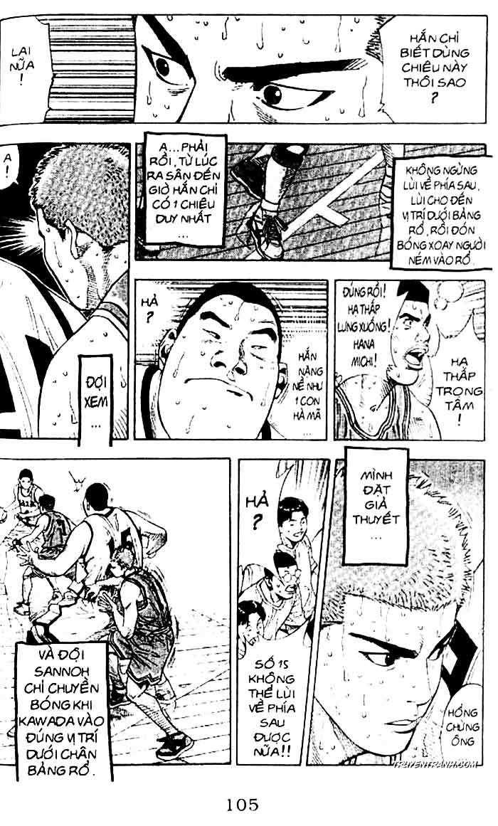 Slam Dunk chap 231 trang 18