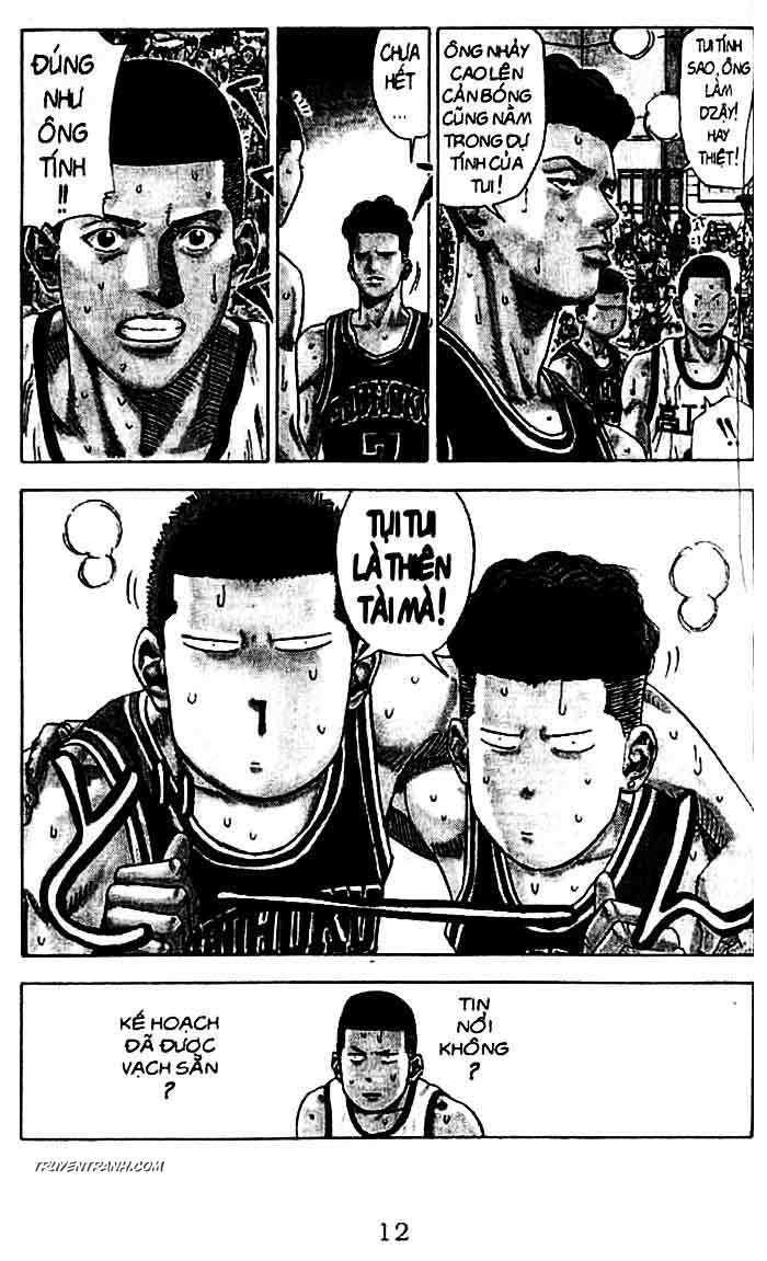 Slam Dunk chap 227 trang 3