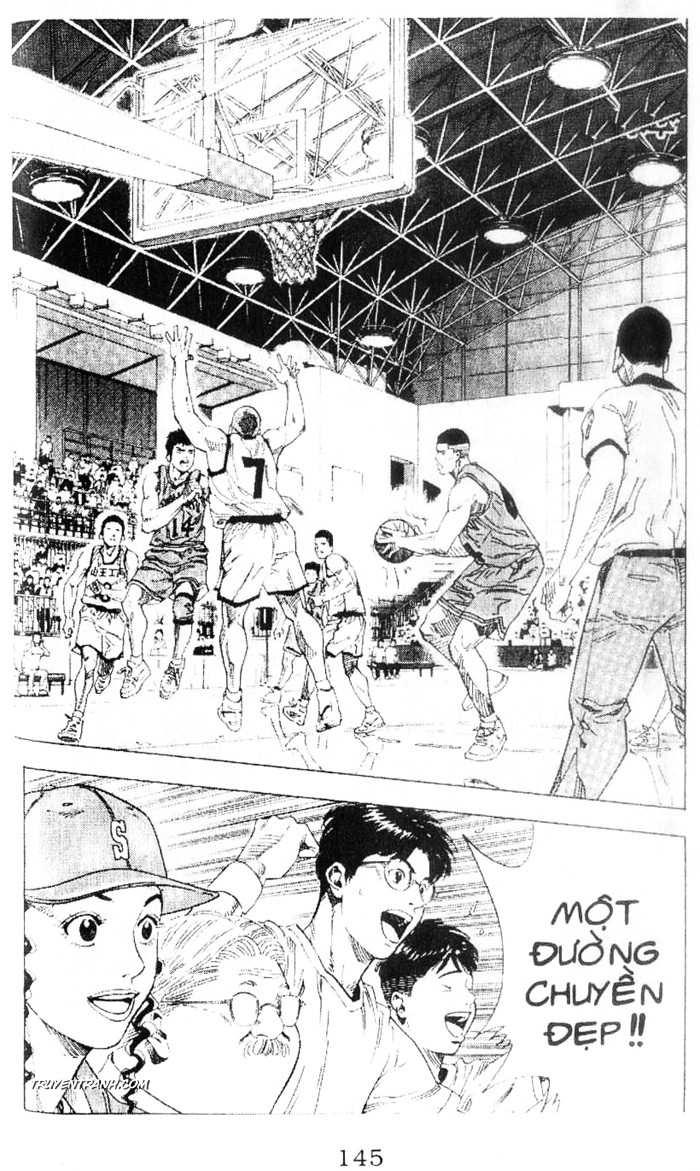 Slam Dunk chap 226 trang 2
