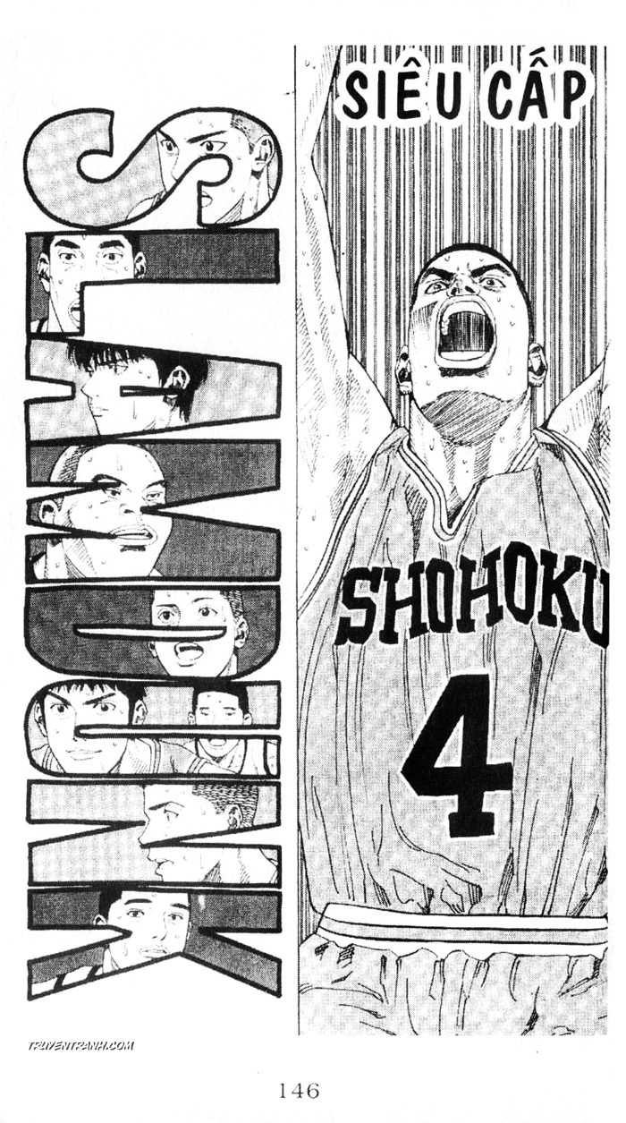 Slam Dunk chap 226 trang 3