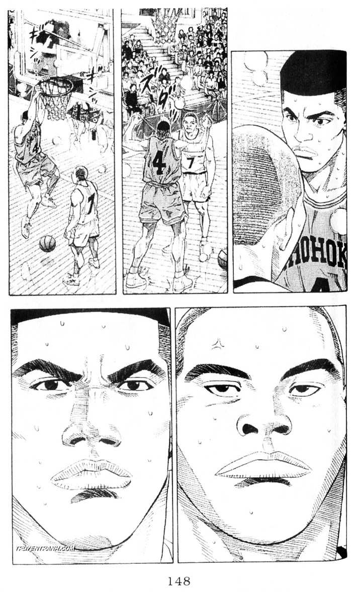 Slam Dunk chap 226 trang 5