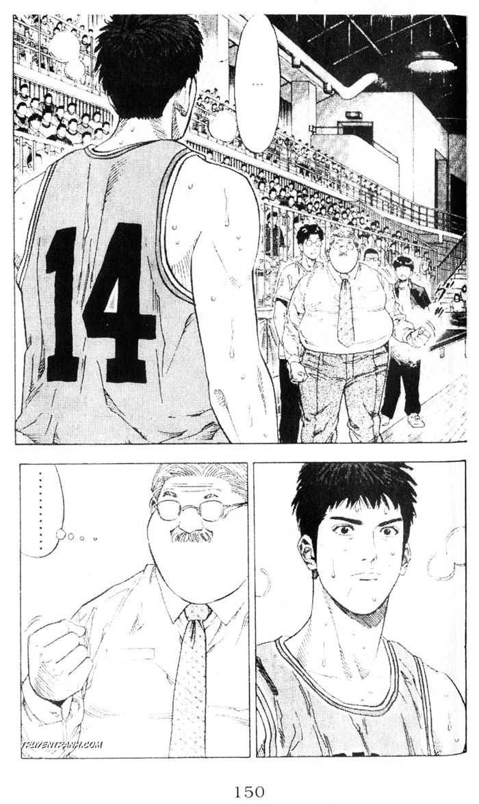 Slam Dunk chap 226 trang 7