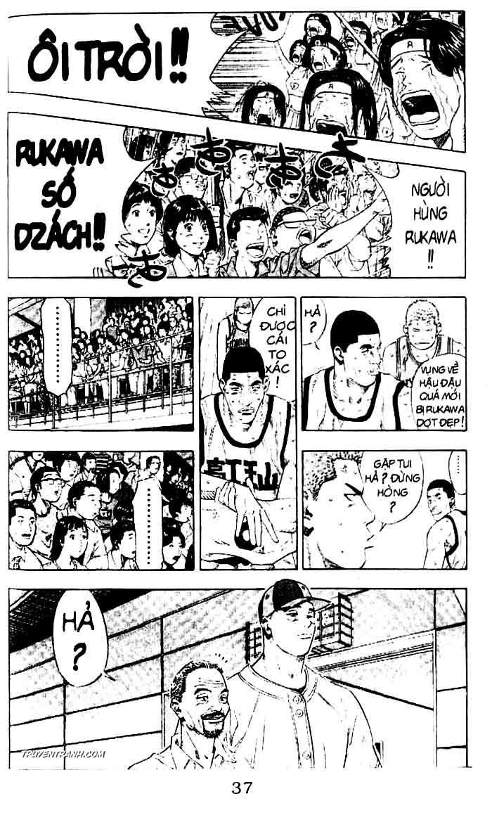Slam Dunk chap 228 trang 9