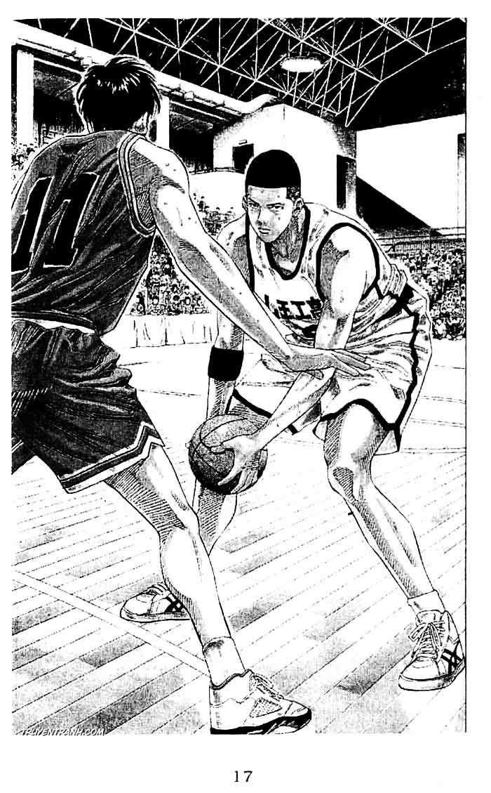 Slam Dunk chap 227 trang 8