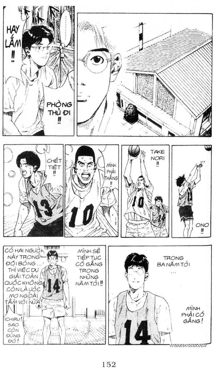 Slam Dunk chap 226 trang 9