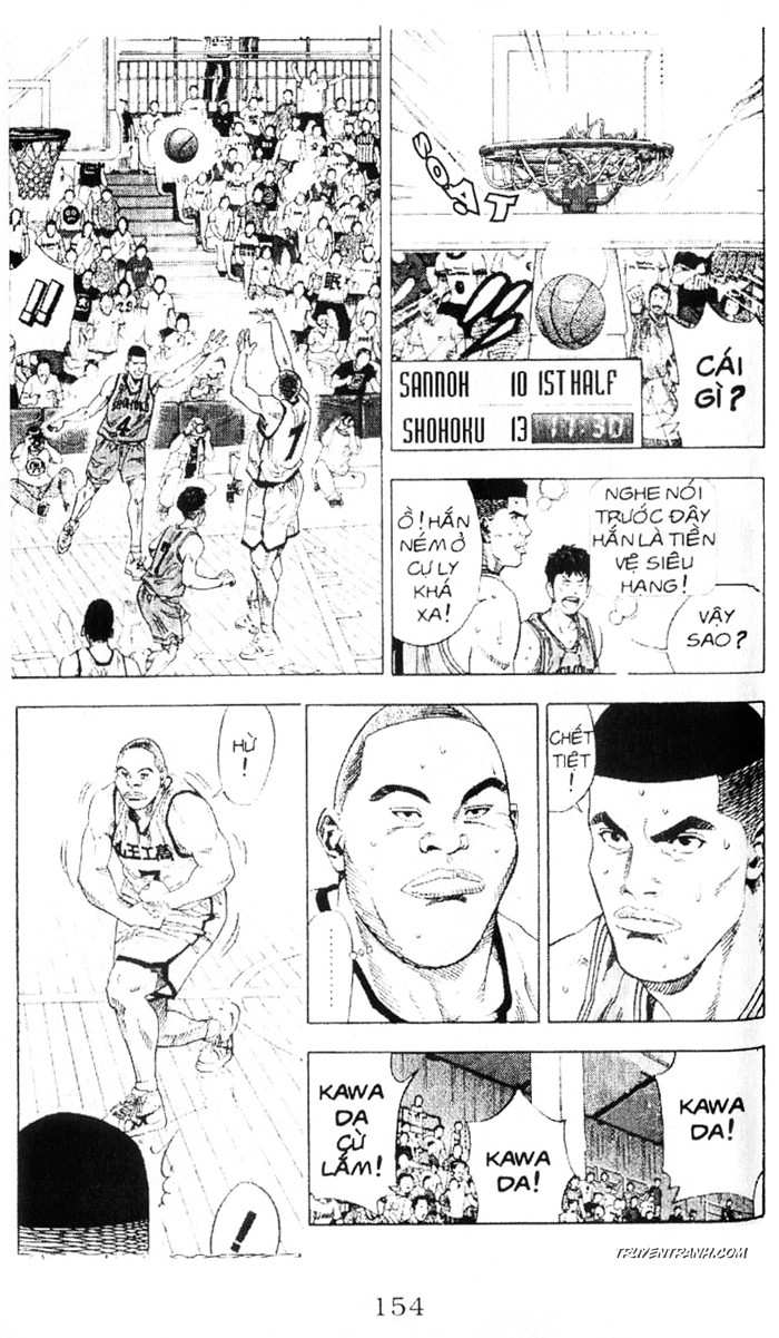 Slam Dunk chap 226 trang 11