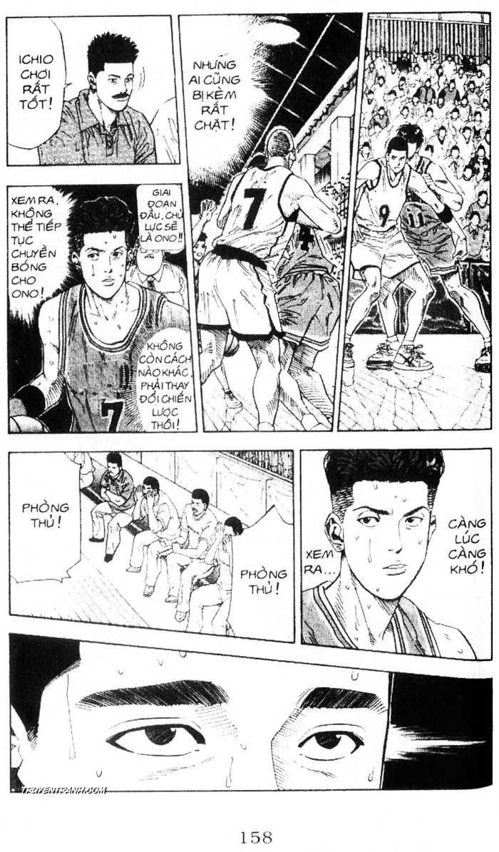 Slam Dunk chap 226 trang 15