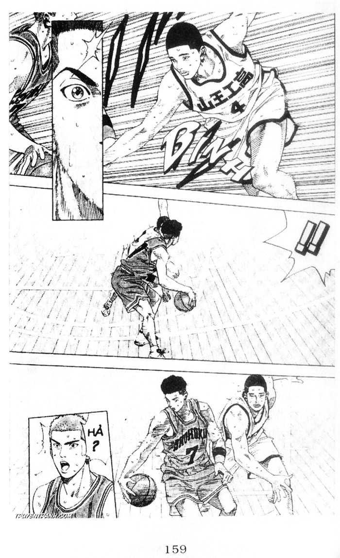 Slam Dunk chap 226 trang 16