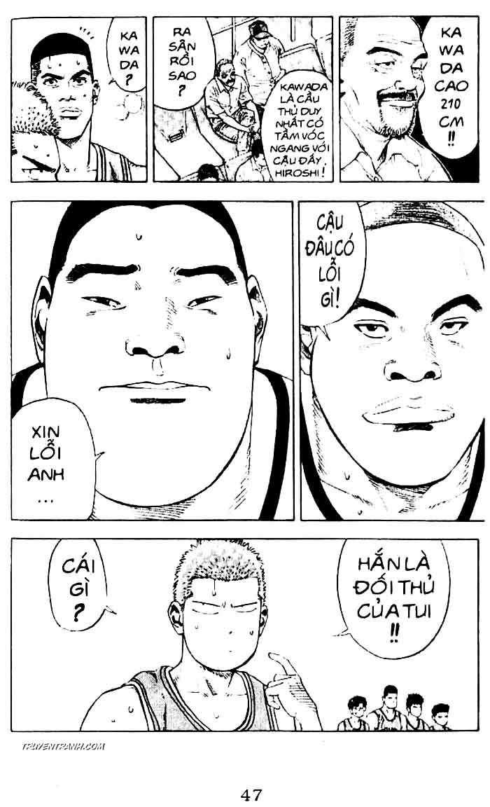 Slam Dunk chap 228 trang 19
