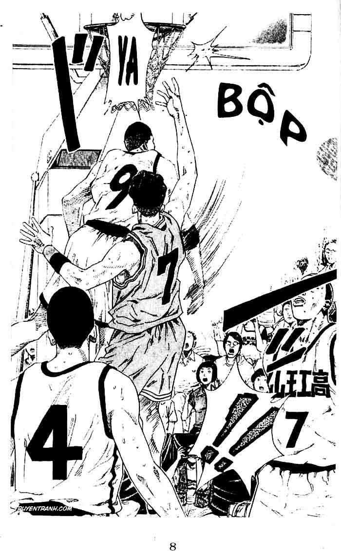 Slam Dunk chap 226 trang 19