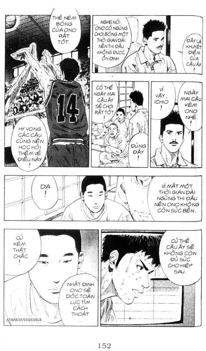 Slam Dunk chap 218 trang 17