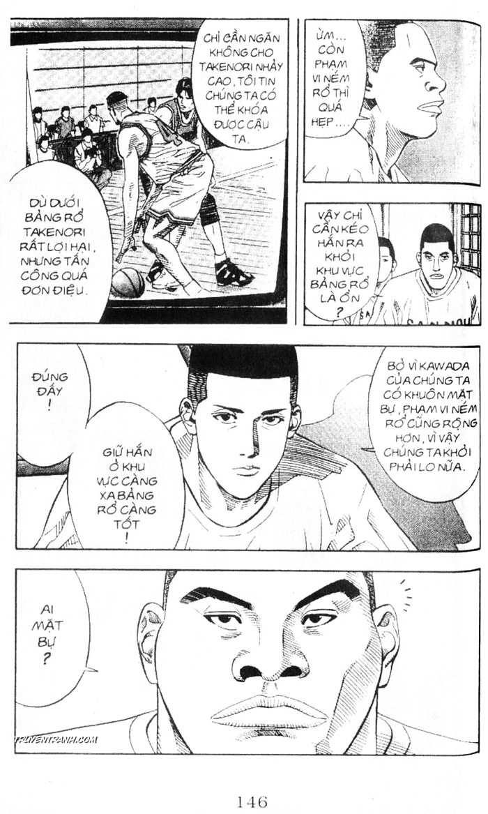 Slam Dunk chap 218 trang 11