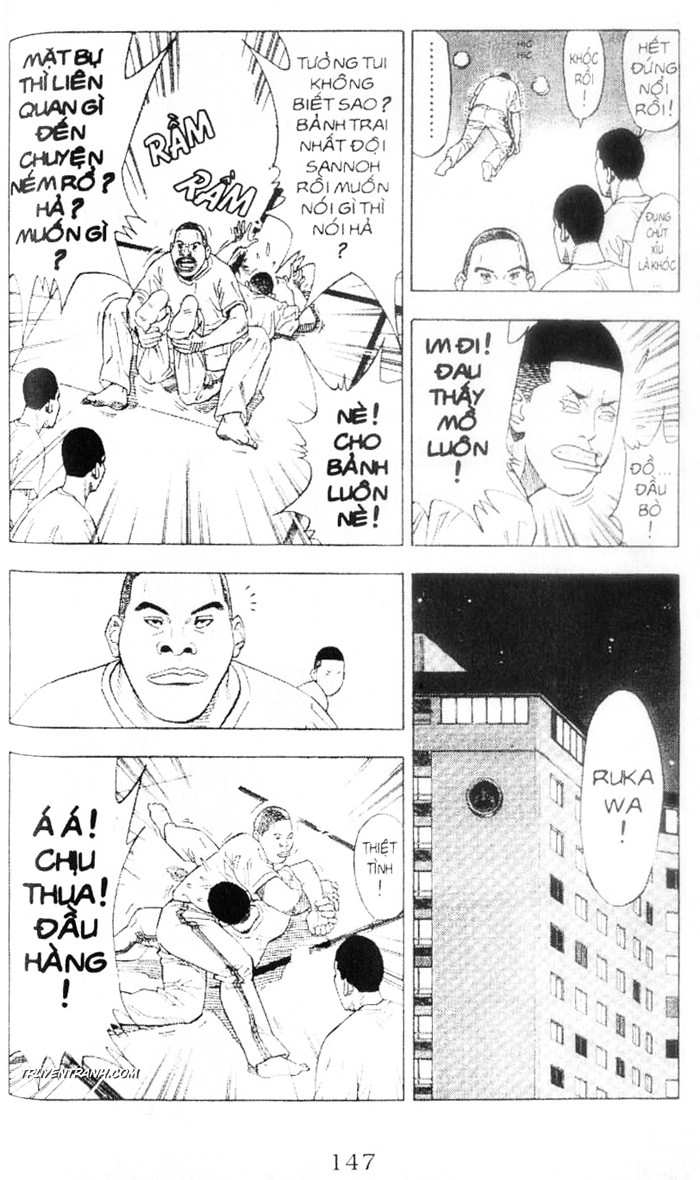 Slam Dunk chap 218 trang 12