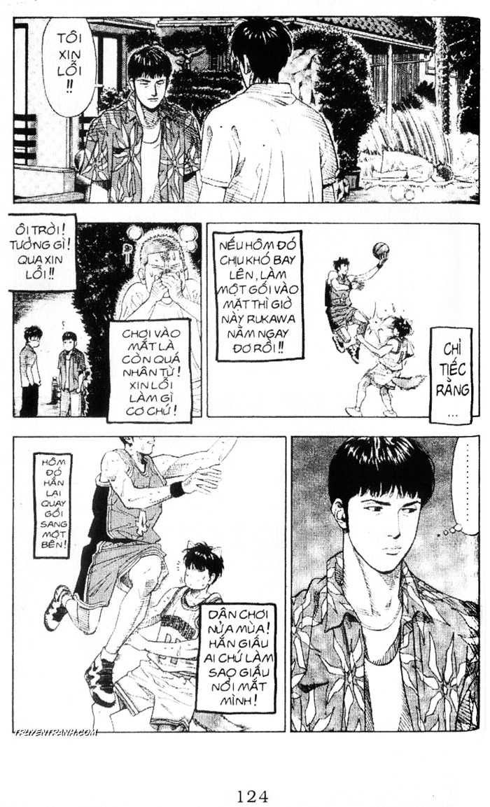 Slam Dunk chap 217 trang 9