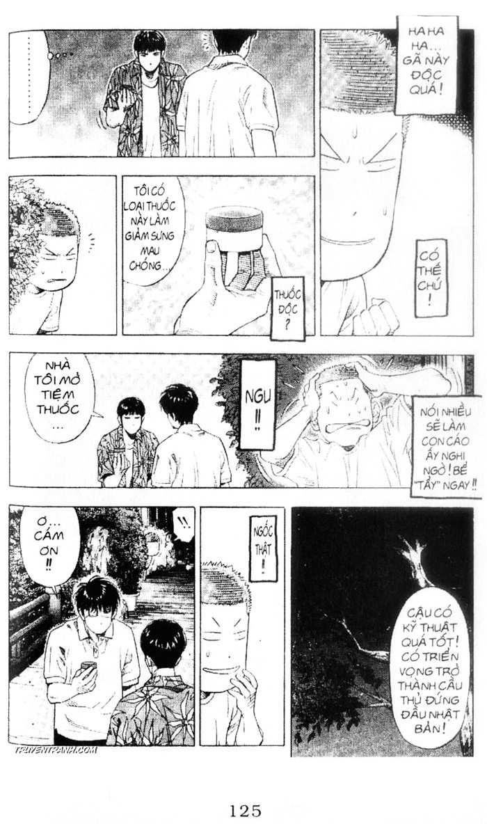 Slam Dunk chap 217 trang 10