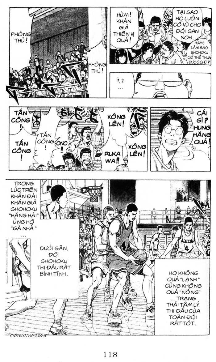 Slam Dunk chap 224 trang 14