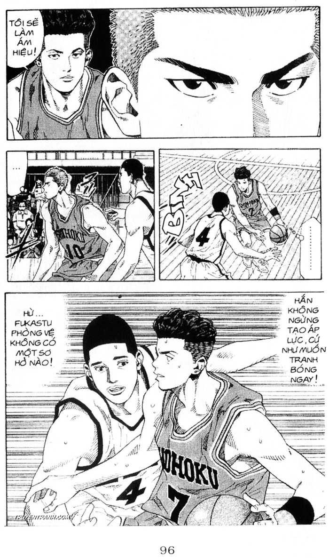 Slam Dunk chap 223 trang 14