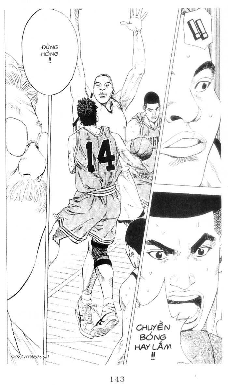 Slam Dunk chap 225 trang 19