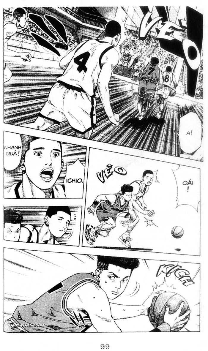 Slam Dunk chap 223 trang 17