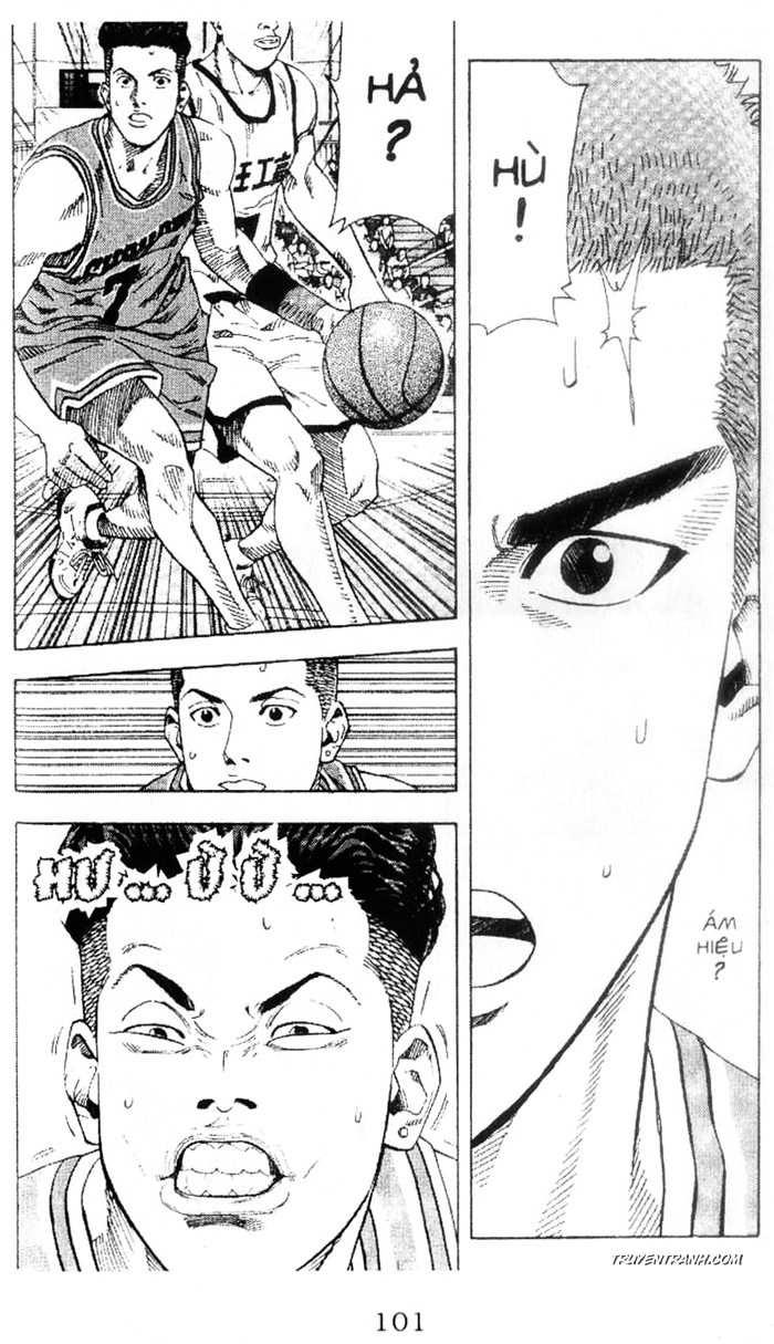 Slam Dunk chap 223 trang 19