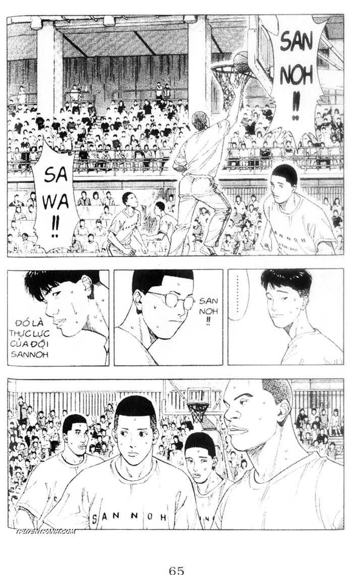 Slam Dunk chap 222 trang 4