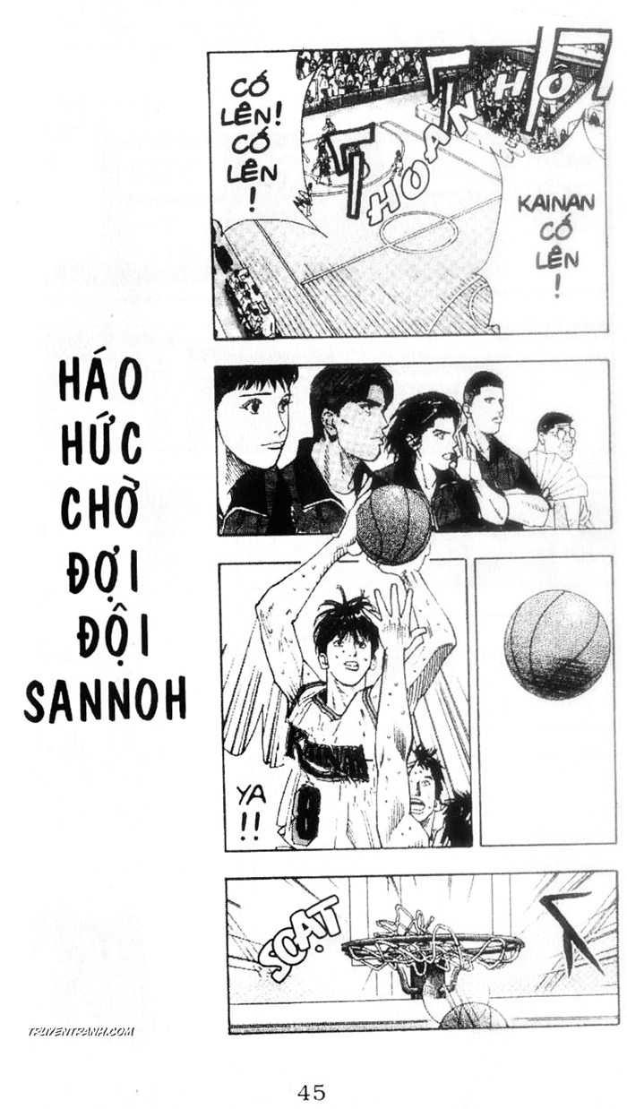 Slam Dunk chap 221 trang 4