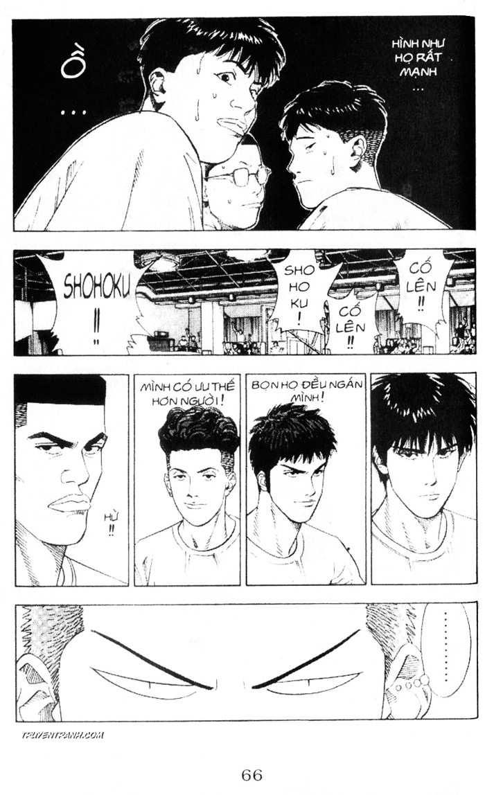 Slam Dunk chap 222 trang 5