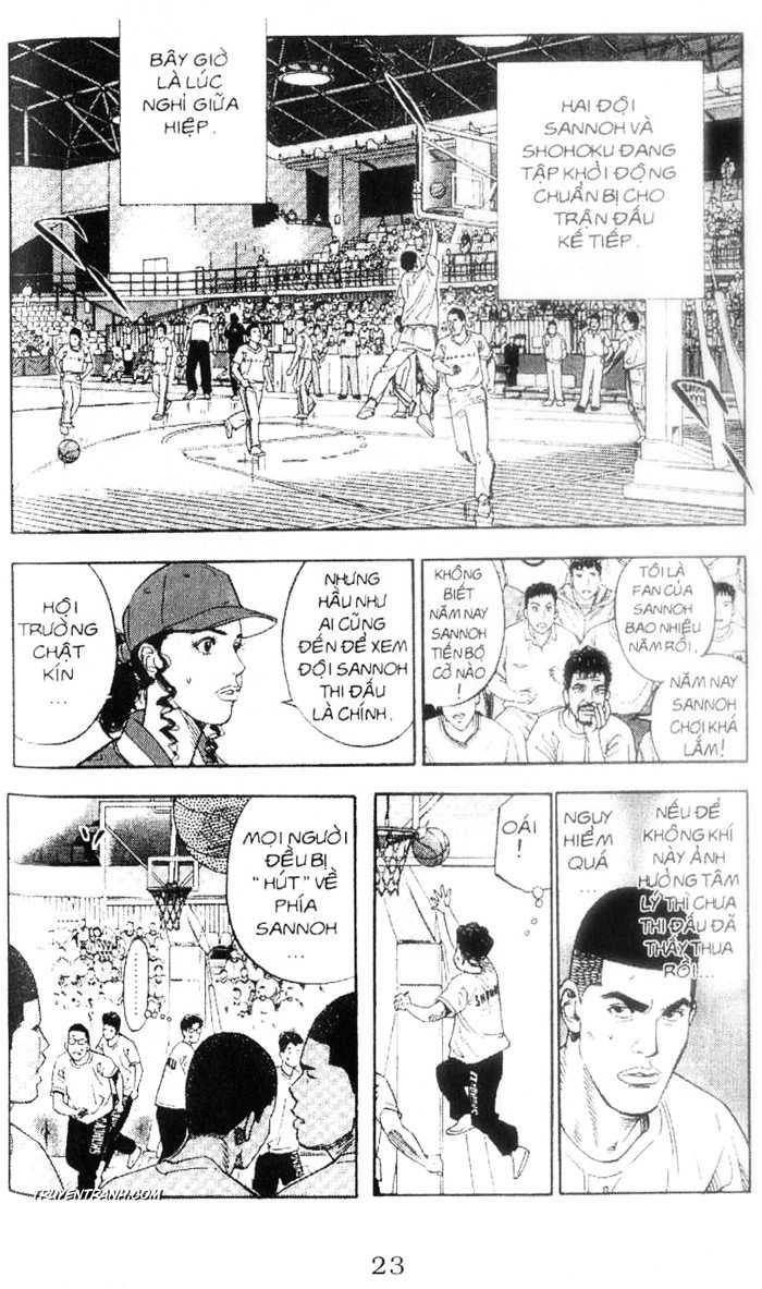 Slam Dunk chap 220 trang 2