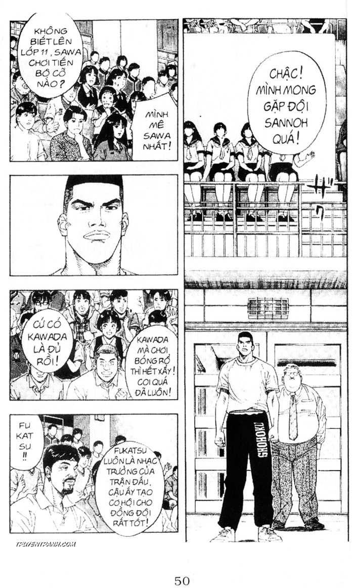 Slam Dunk chap 221 trang 9