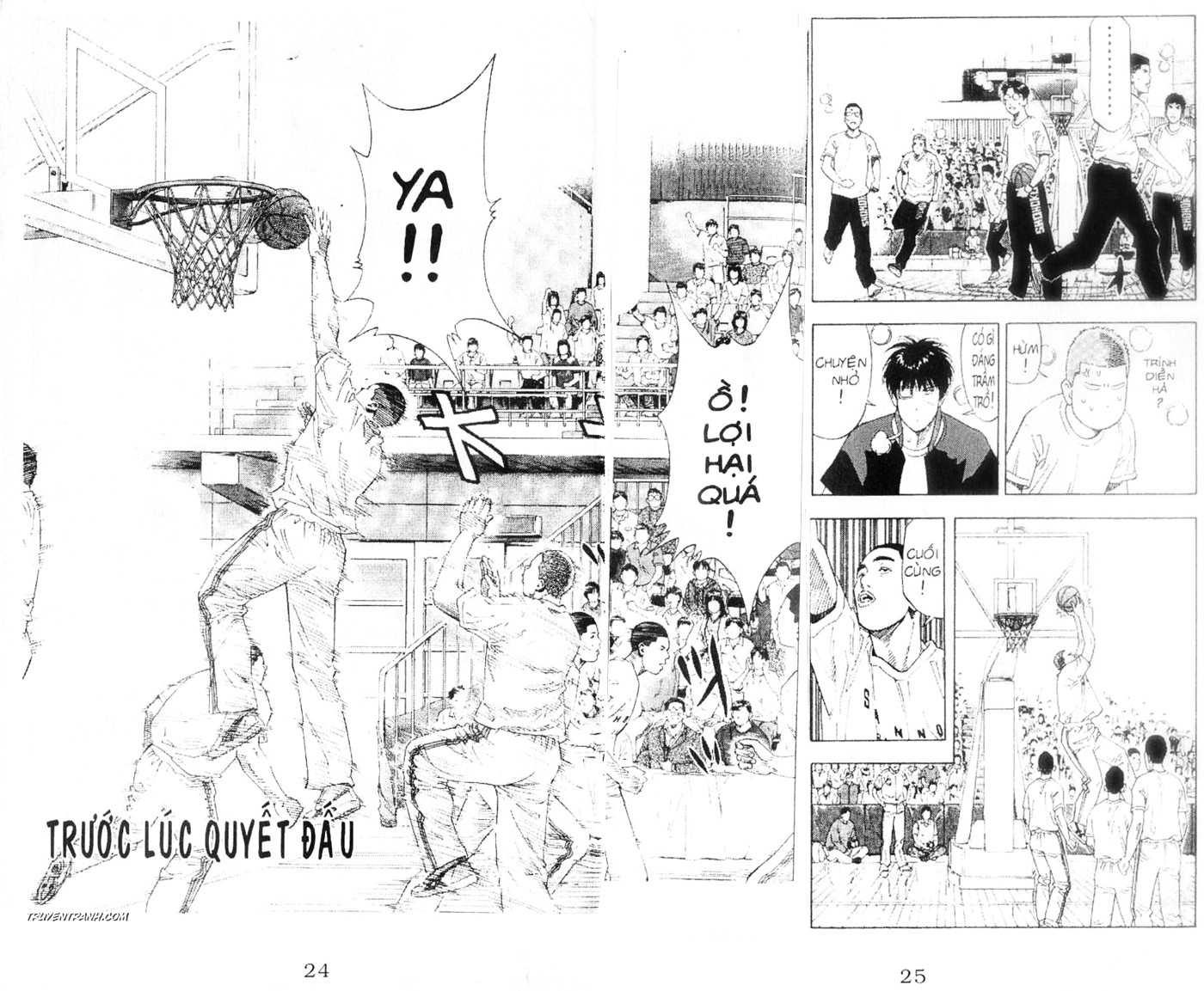 Slam Dunk chap 220 trang 3