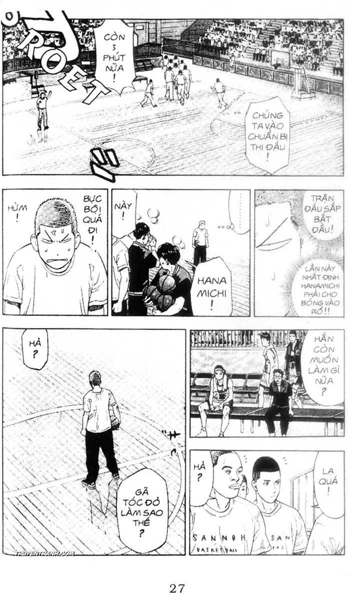 Slam Dunk chap 220 trang 5