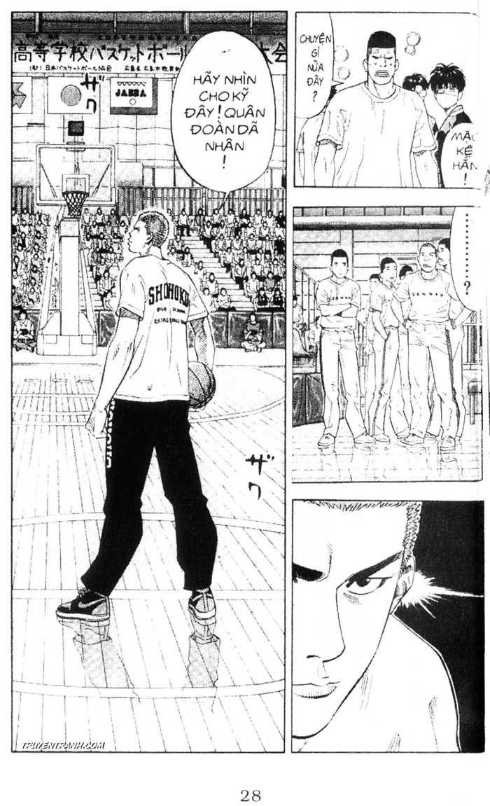 Slam Dunk chap 220 trang 6