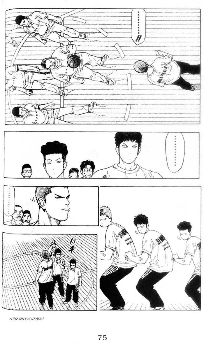 Slam Dunk chap 222 trang 13