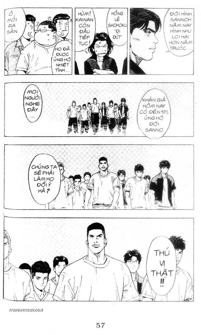 Slam Dunk chap 221 trang 16
