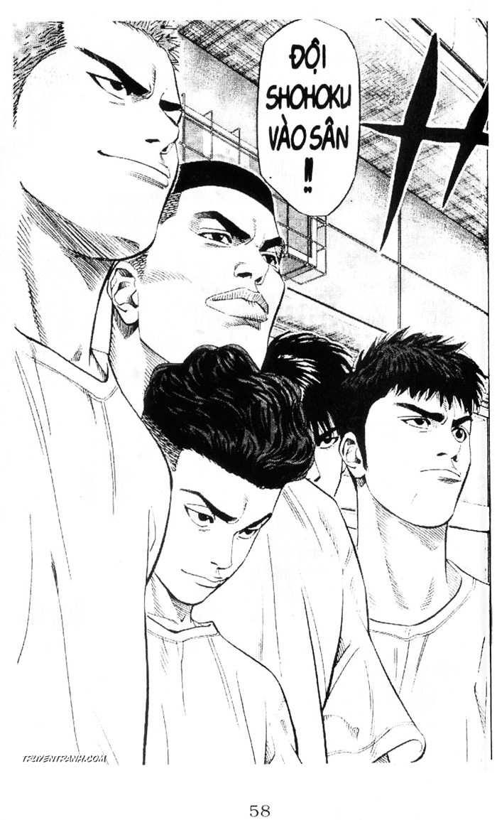 Slam Dunk chap 221 trang 17