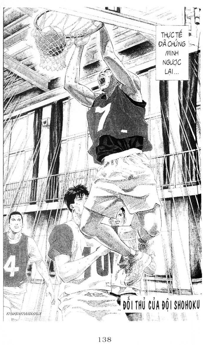Slam Dunk chap 218 trang 3