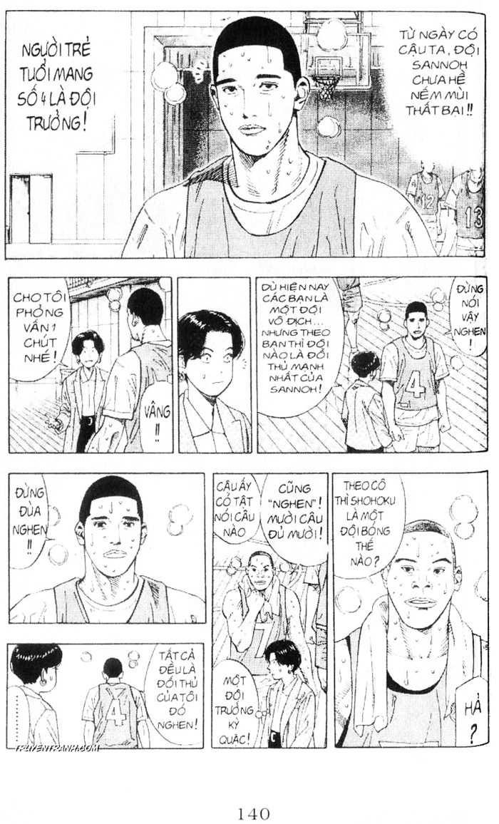 Slam Dunk chap 218 trang 5
