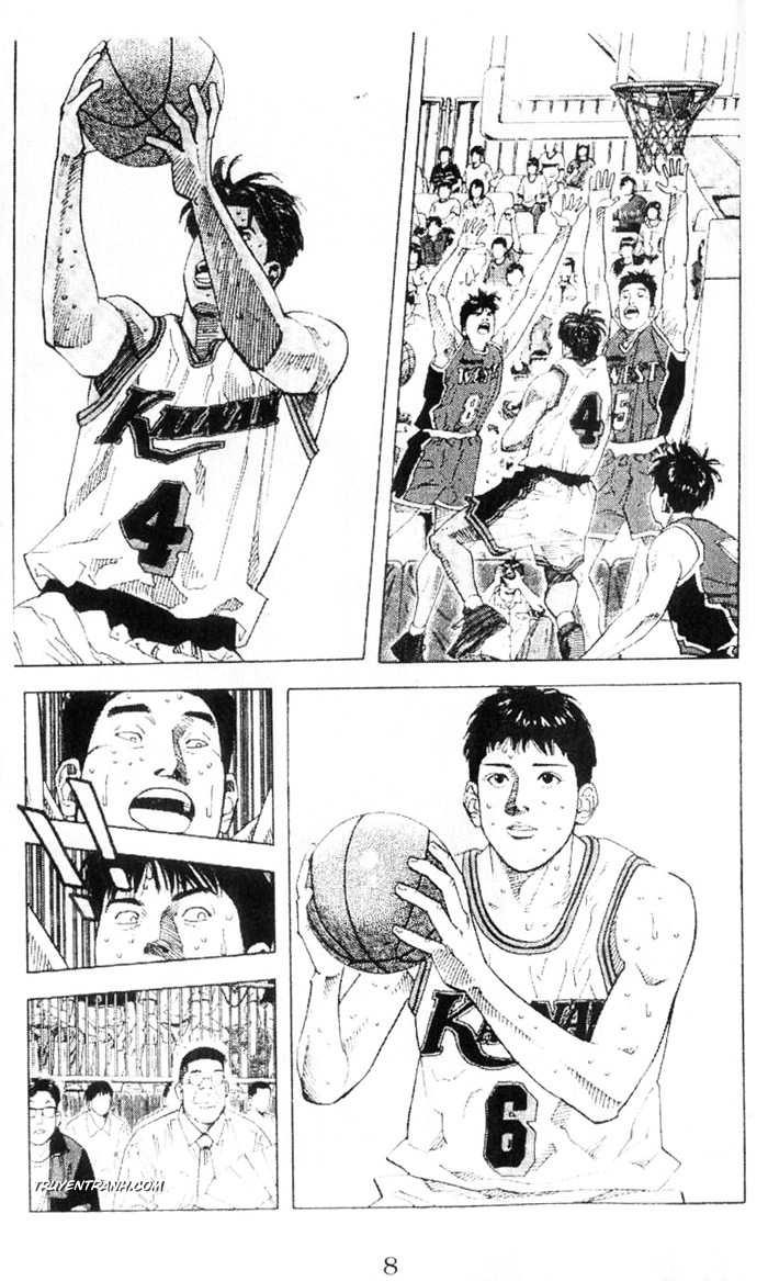 Slam Dunk chap 219 trang 6