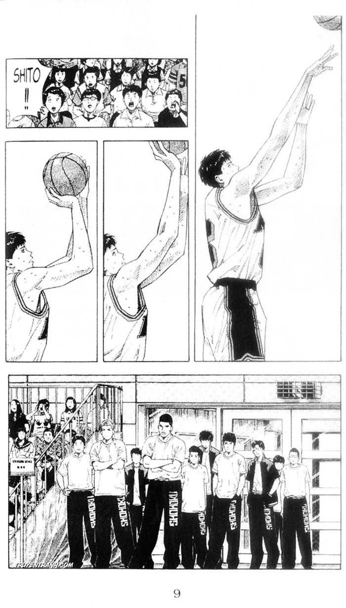 Slam Dunk chap 219 trang 7
