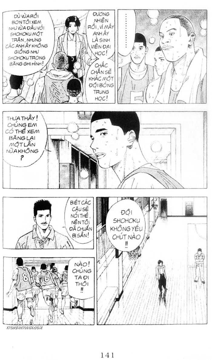 Slam Dunk chap 218 trang 6