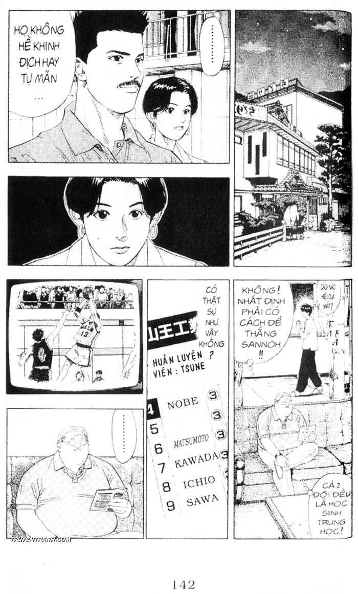 Slam Dunk chap 218 trang 7
