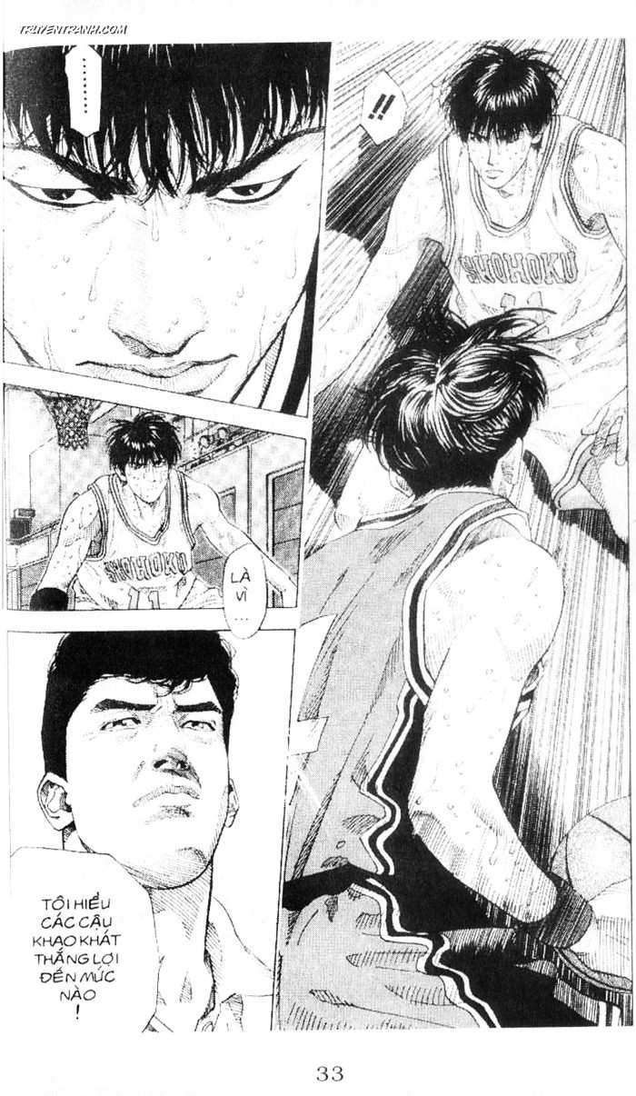 Slam Dunk chap 212 trang 20